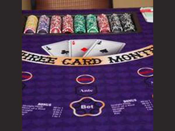 Three Card Monte/3 Card Poker