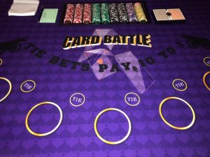 Card Battle/Casino War
