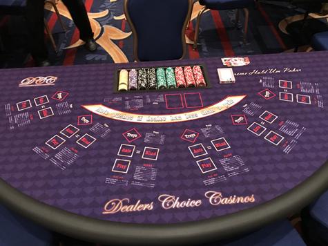 Extreme Hold 'em Poker