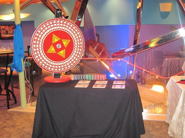 Dice Wheel